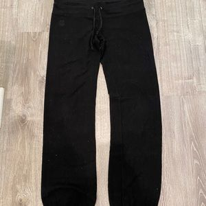 Wild fox Couture black joggers M